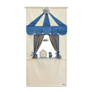 FOREST TALES PUPPET DOORWAY THEATER SET