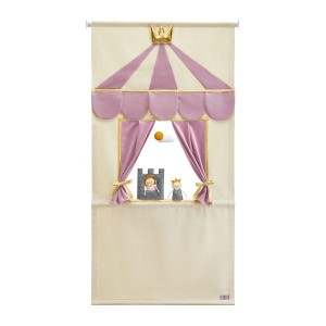 SLEEPING BEAUTY PUPPET THEATER SET