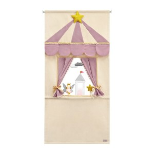 MAGIC FAIRIES DOORWAY PUPPET THEATER SET